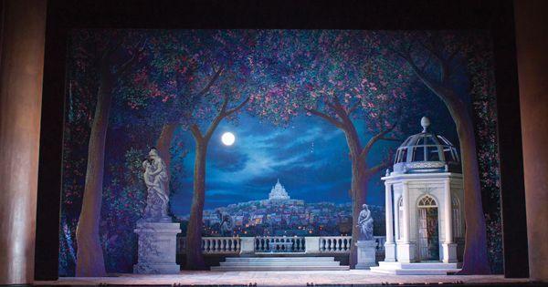 The Merry Widow Met The Merry Widow Metropolitan Opera Scenic Design By Julian Crouch Theaterkompass Scenic Design Set Design Theatre Stage Design