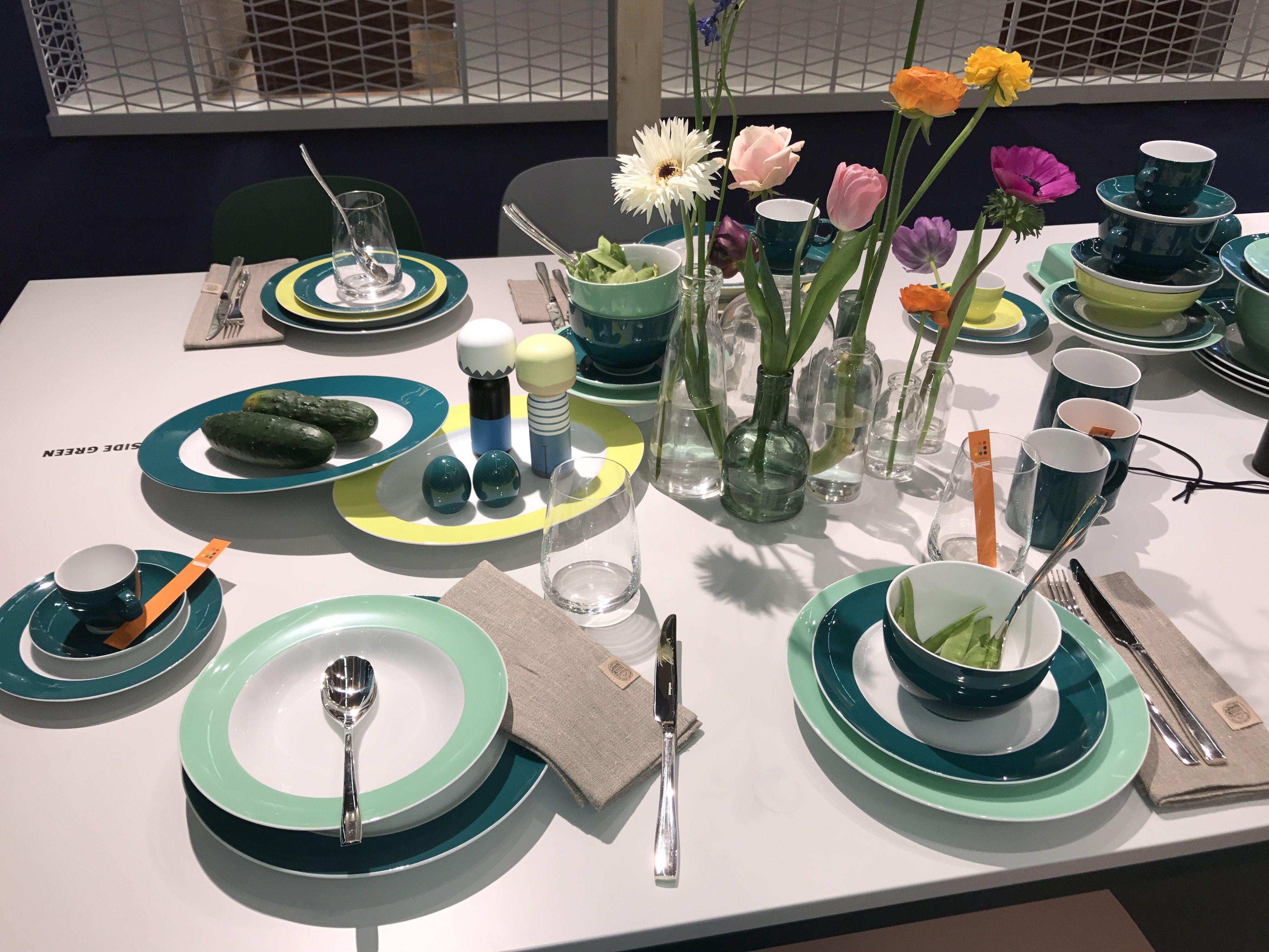 Fantastisch Blaugrüne Farbe Küchengeräte Bilder - Küchenschrank ...