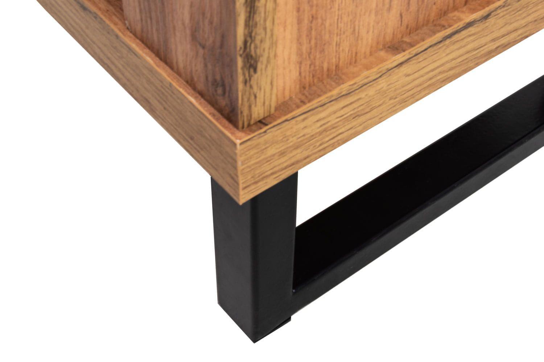 LOFT Chest of drawers 2D2S wotan oak