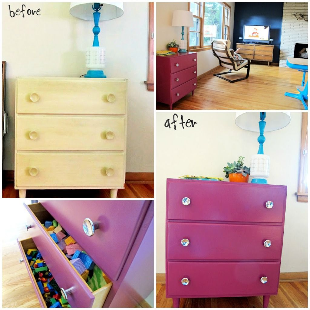 Cute dresser used as toy storage in the living room toys toys toys