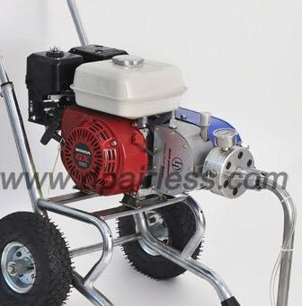Gasoline Driving Airless Paint Sprayer