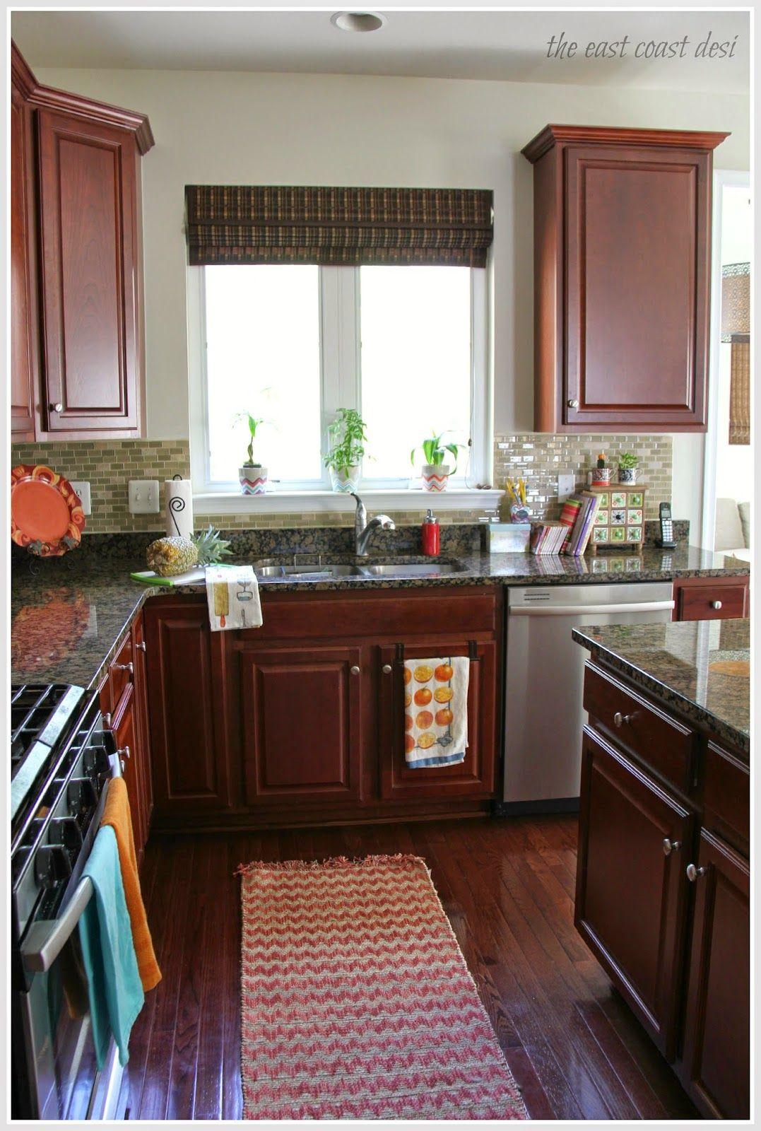 Indian kitchen design pinterest - The East Coast Desi Home Decor Conservatory Decorkitchen Cabinetrykitchen Diningindian