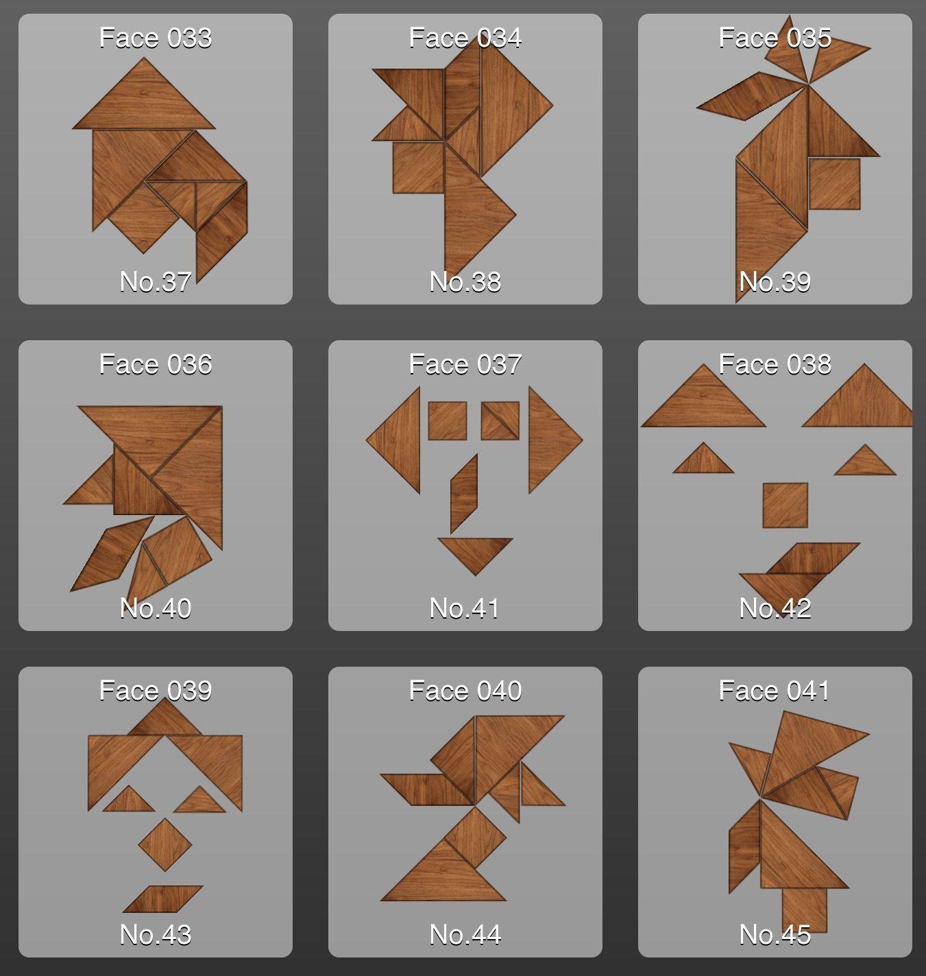 Pin De Art Teacher Em Tangrams