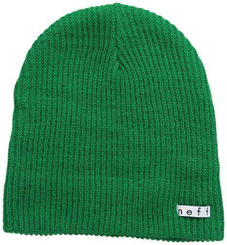 Unisex Daily Beanie Winter Warm Slouchy Hat Soft Headwear One Size Olive 0d68b3ad04b4