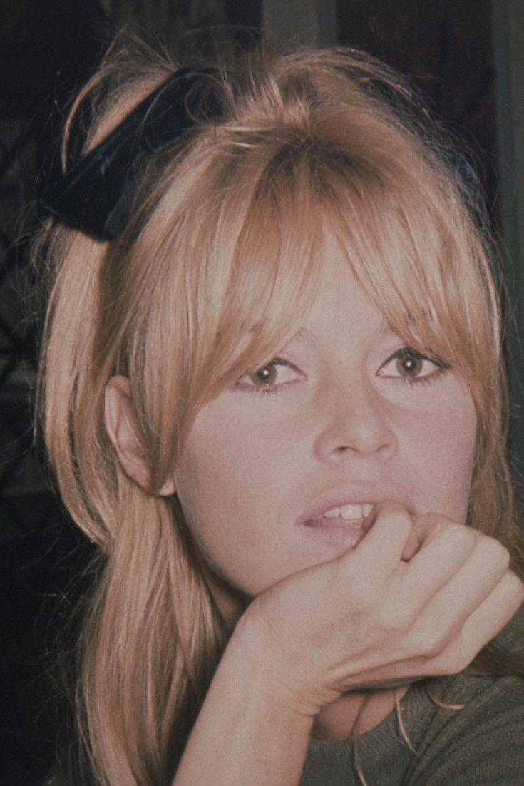 9e740f1580a61 FOTOS  Imagens inéditas de Brigitte Bardot são tão lindas que dói ...