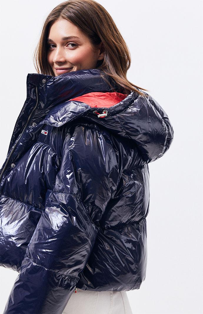 Tommy Jeans Puffer Jacket в 2020 г. Пуховики и Капюшоны