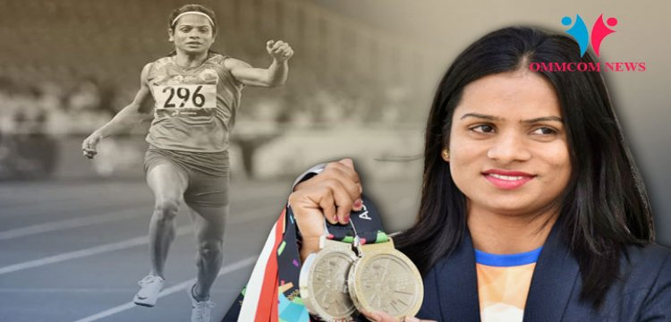 Dutee Chand Among 50 Most Powerful Indians Asian games