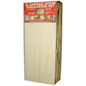 $52 Insulfoam Garage Door Insulation Kit-8 Ft Garage Door Kit at The Home Depot  sc 1 st  Pinterest & $52 Insulfoam Garage Door Insulation Kit-8 Ft Garage Door Kit at ... pezcame.com