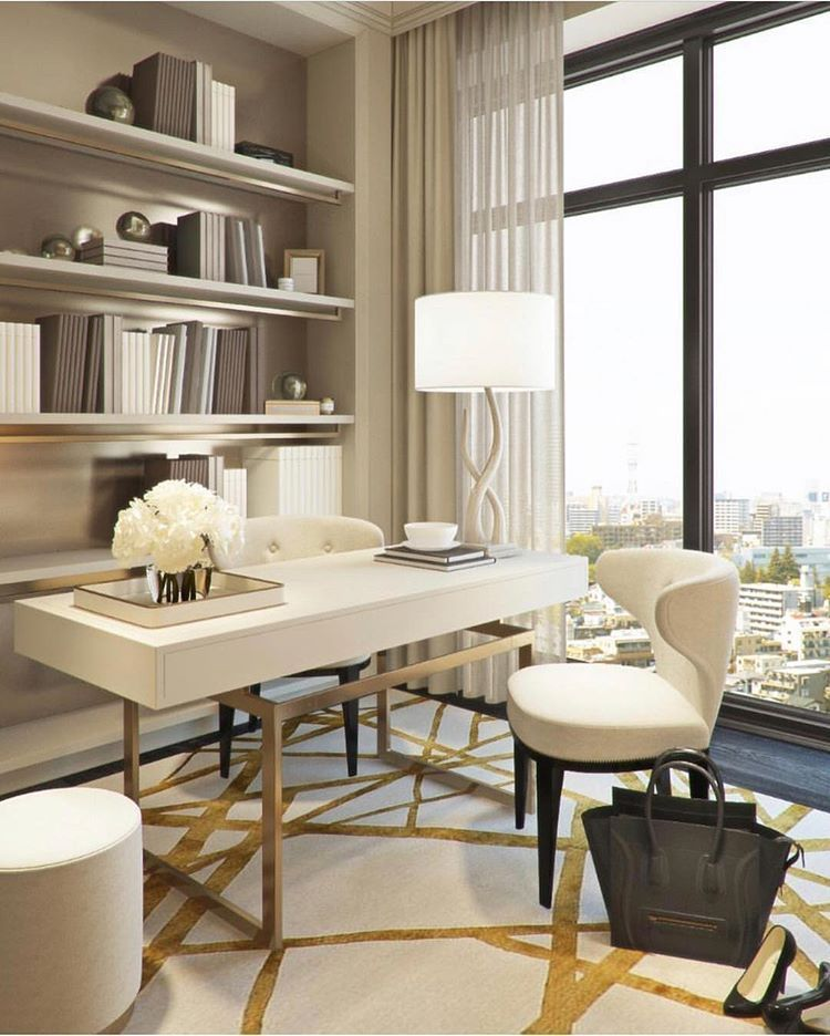 Your Office Space Can Take The Form Of Many Interior Design Styles