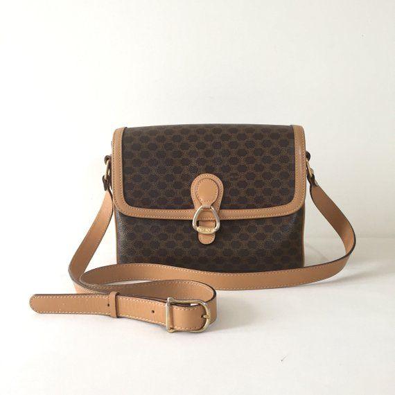 9000d3af44ef Vintage Celine crossbody bag