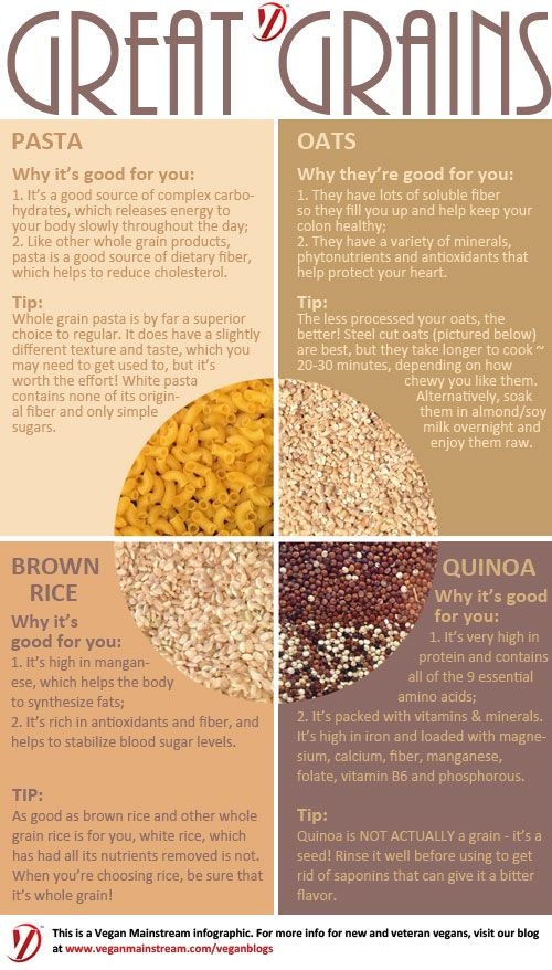 health benefits of grains nutrients vitamins whole - 500×878