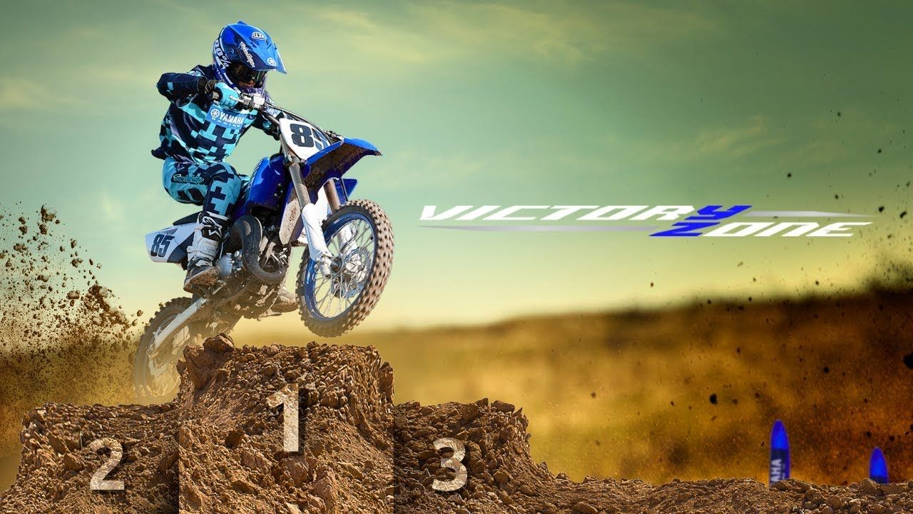 Victory Never Given Always Earned The 2019 Yamaha Yz85