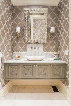 Lorne Park Custom Home Traditional Bathroom Toronto Prestige Homes