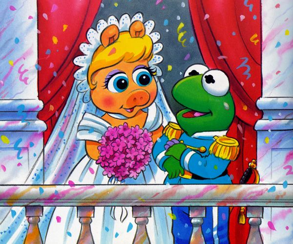 Cinderella Getting Married