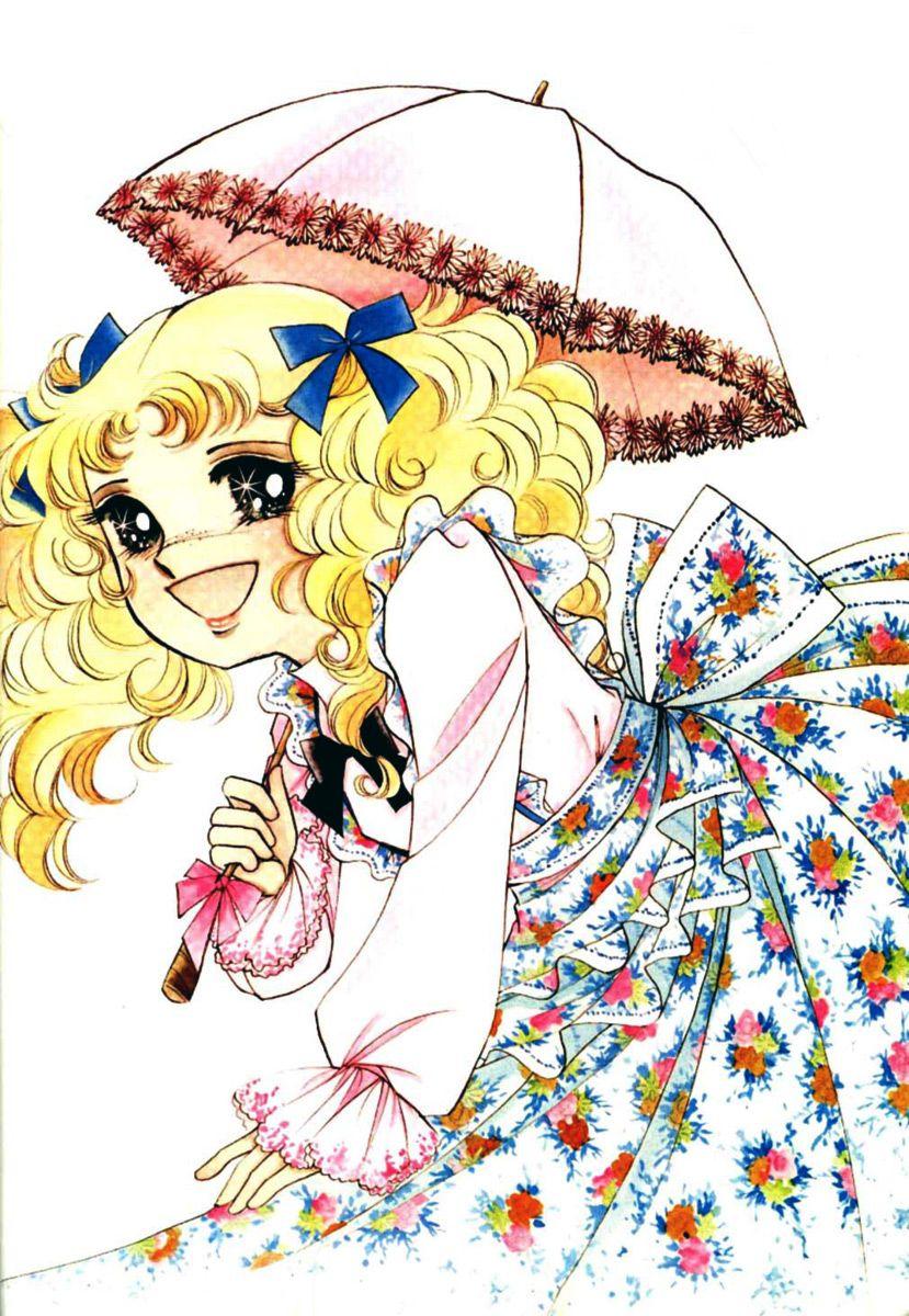 CandyArtbook019.jpg (829×1200) かわいいイラスト, 昭和レトロ イラスト