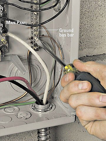 How To Install An Electrical Subpanel Diy Electrical Home Electrical Wiring Electric House