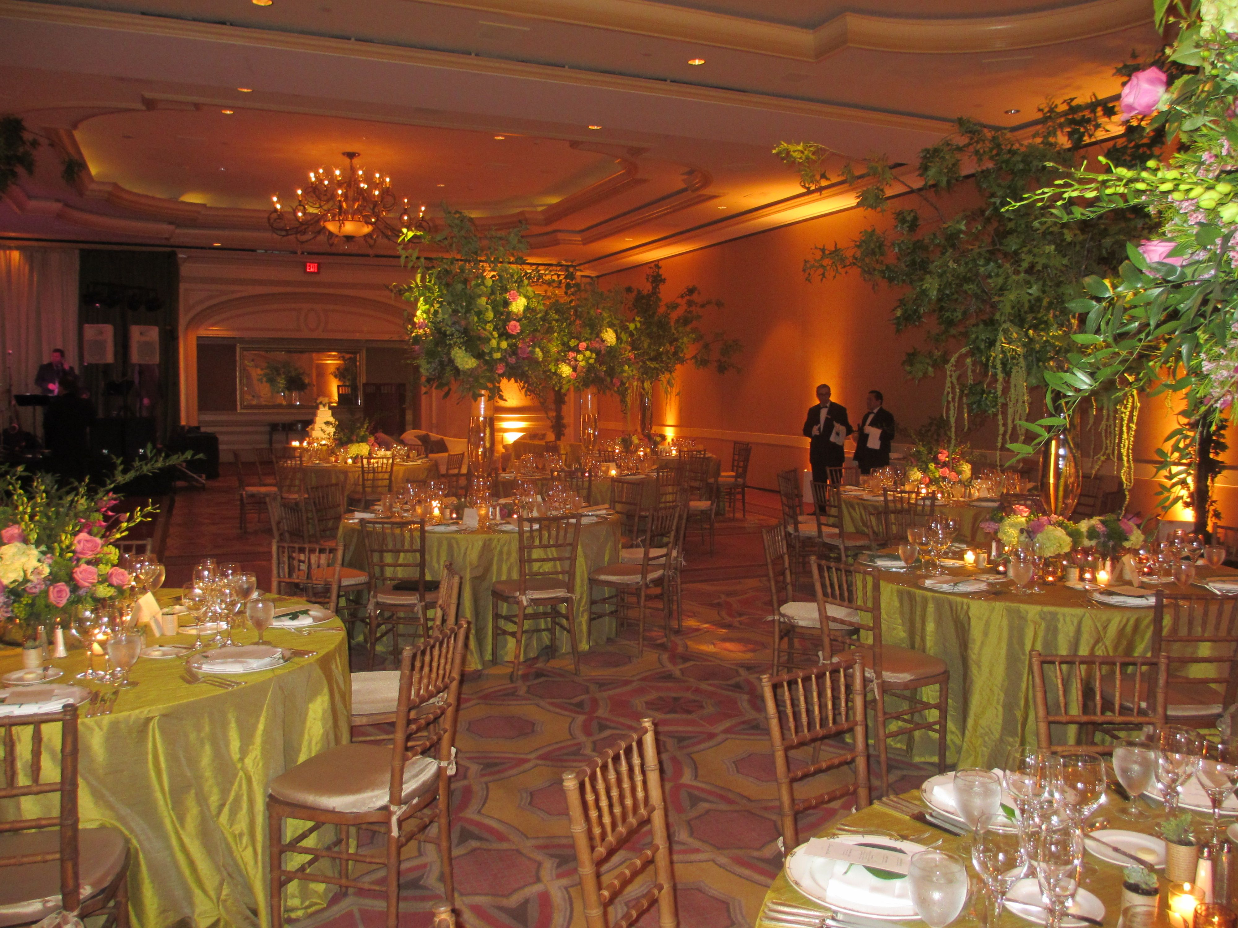 Enchanted Garden: Enchanted Garden Themed Wedding
