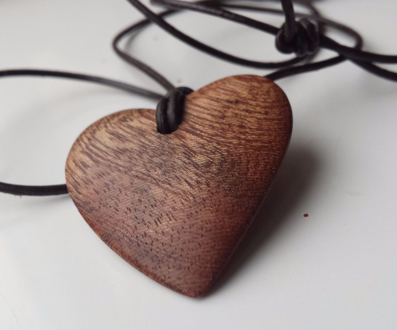 Wooden Heart Pendant Wooden Heart Pendant Wood Heart Necklace Wooden Hearts