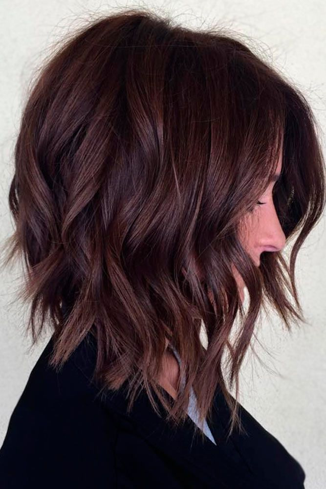 38 Hairstyles For Medium Length Layered Hair 2019 Fabulous