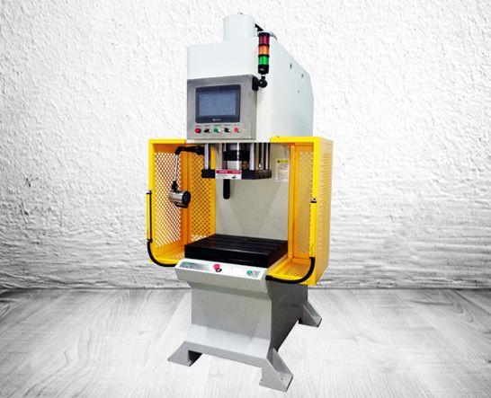 C Frame Press - Lexson 40 Ton CNC Press 20 Ton CNC Press