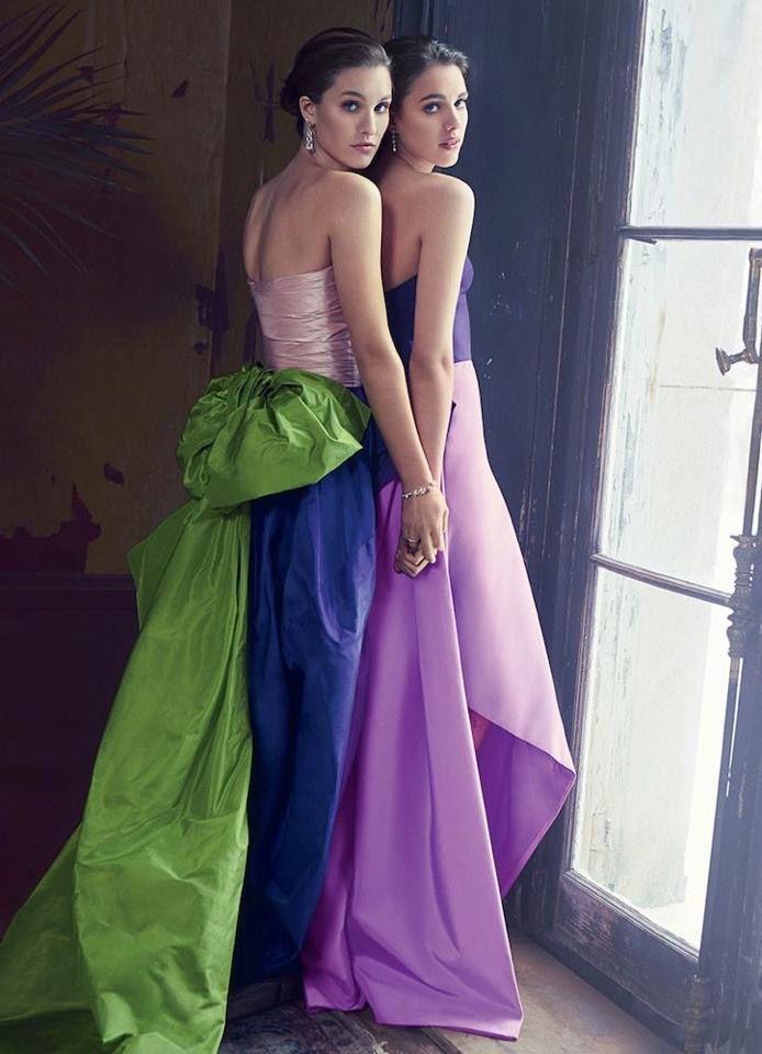 Lujoso Comprar Vestido De Novia Oscar De La Renta Colección de ...