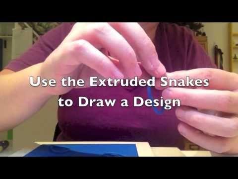 Vídeo : Cómo hacer una hoja de Multi - Dimentional arcilla del polímero Textura   Video:  How to Make a Multi-Dimentional Polymer Clay Texture Sheet   #Polymer #Clay #Tutorials
