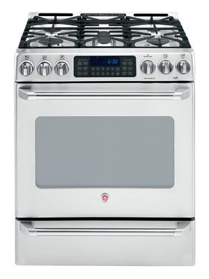 Ge Caf Cgs980sem6ss Gas Range Gas Stove Updated Kitchen Gas