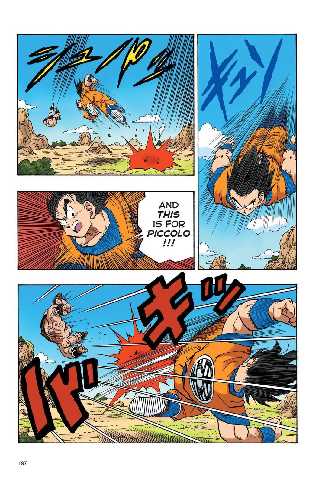 read dragon ball full color saiyan arc chapter 31 page 12 online