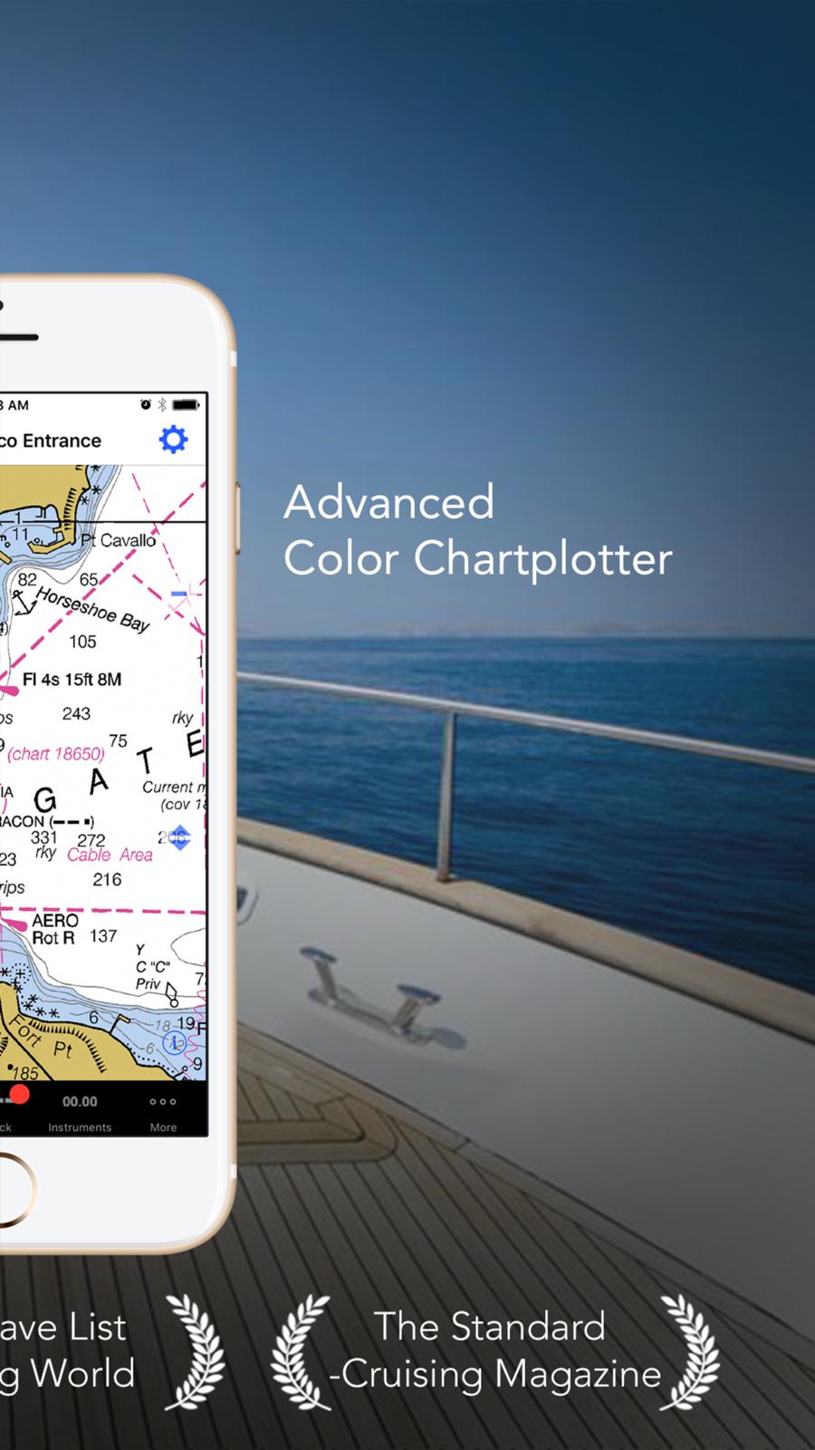 iNavX - Marine Chartplotter #Navigation#LLC#ios#Weather | Apple Game