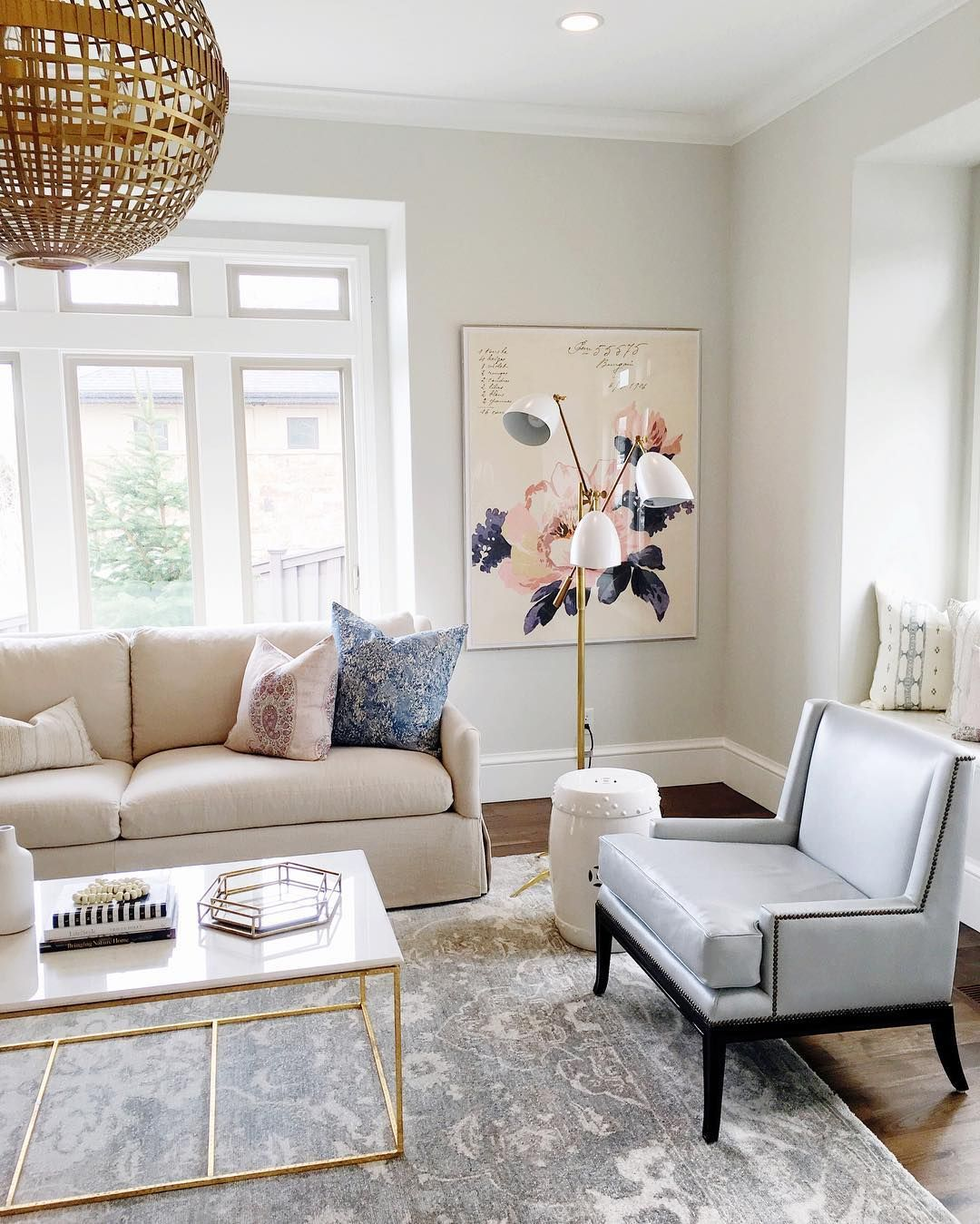 Formal Living Room: We Installed The Formal Living Room At Our