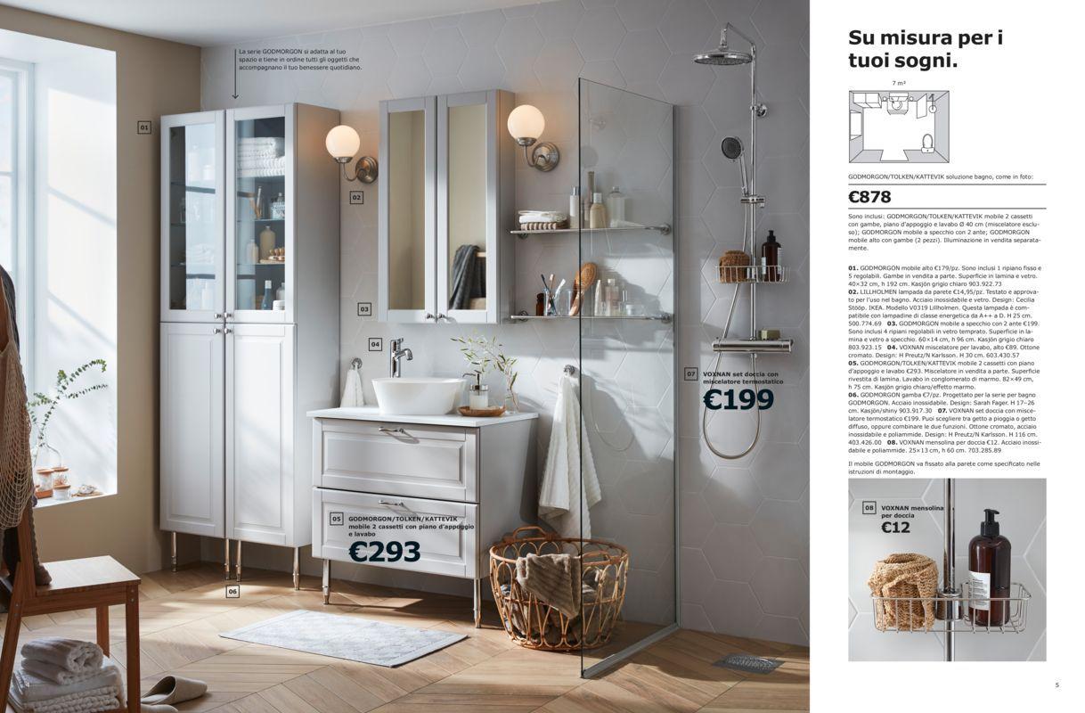 Mobile Da Bagno Ikea soluzioni godmorgon - brochure bagno 2019   bagno piccolo