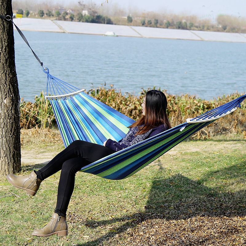 Camping hammock Hanging Hammock for Camping Double Outdoor