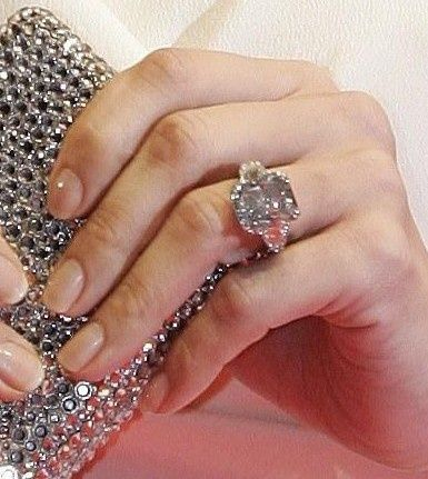 Jlo Pink Diamond Ring