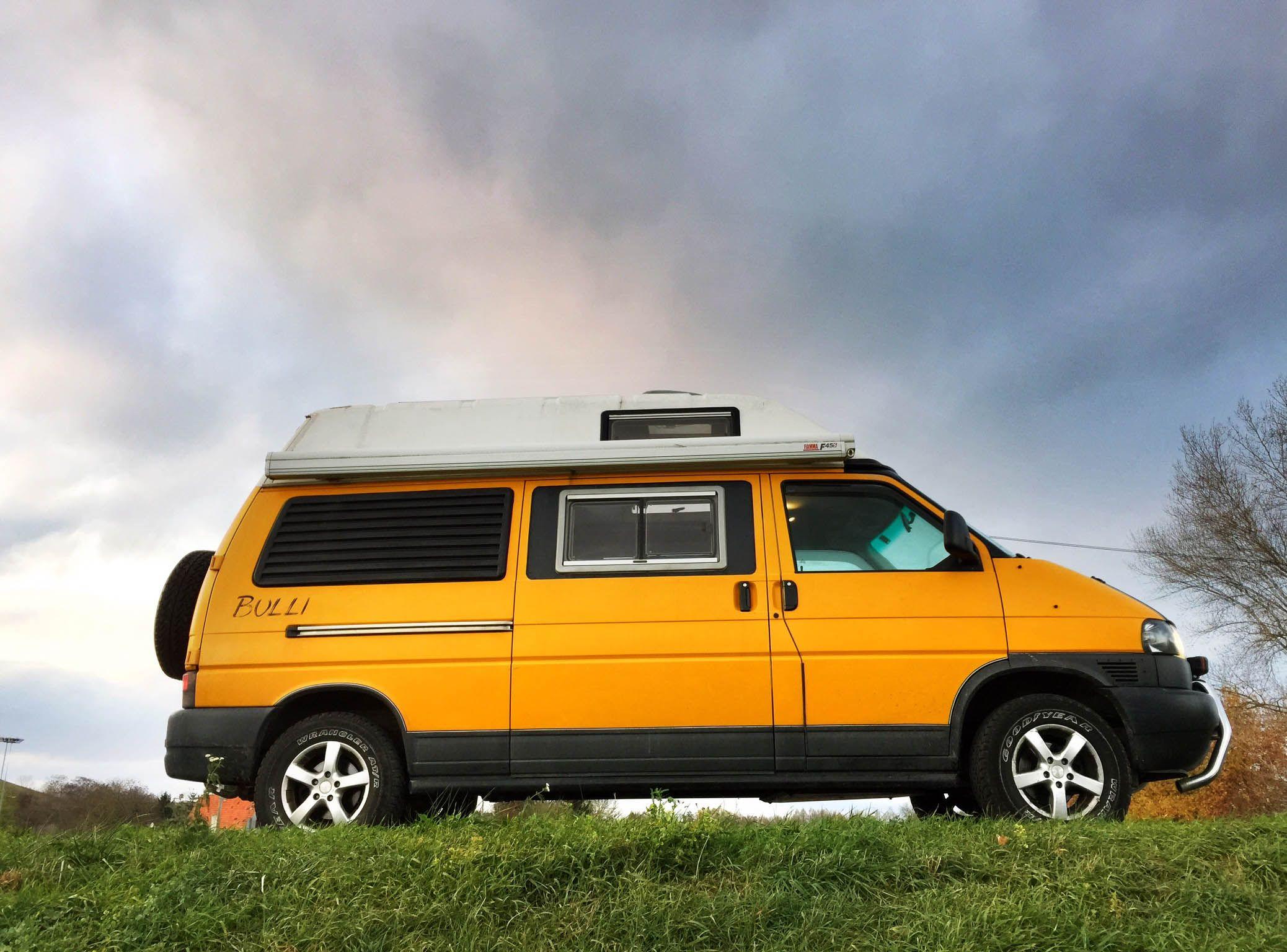 VW T4 Syncro Homemade Camper Van, Vw T4 Syncro, T4 Camper, Campers,