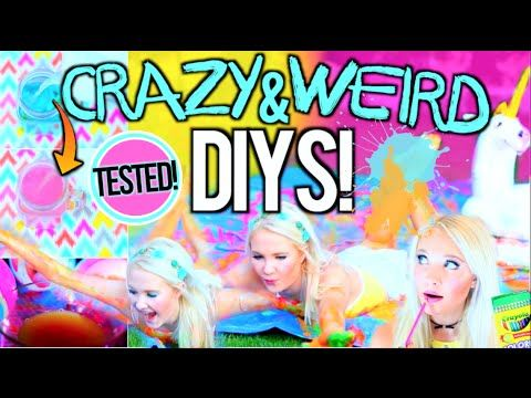 Weird Crazy Buzzfeed Diys You Need To Try Fun Diys Tested