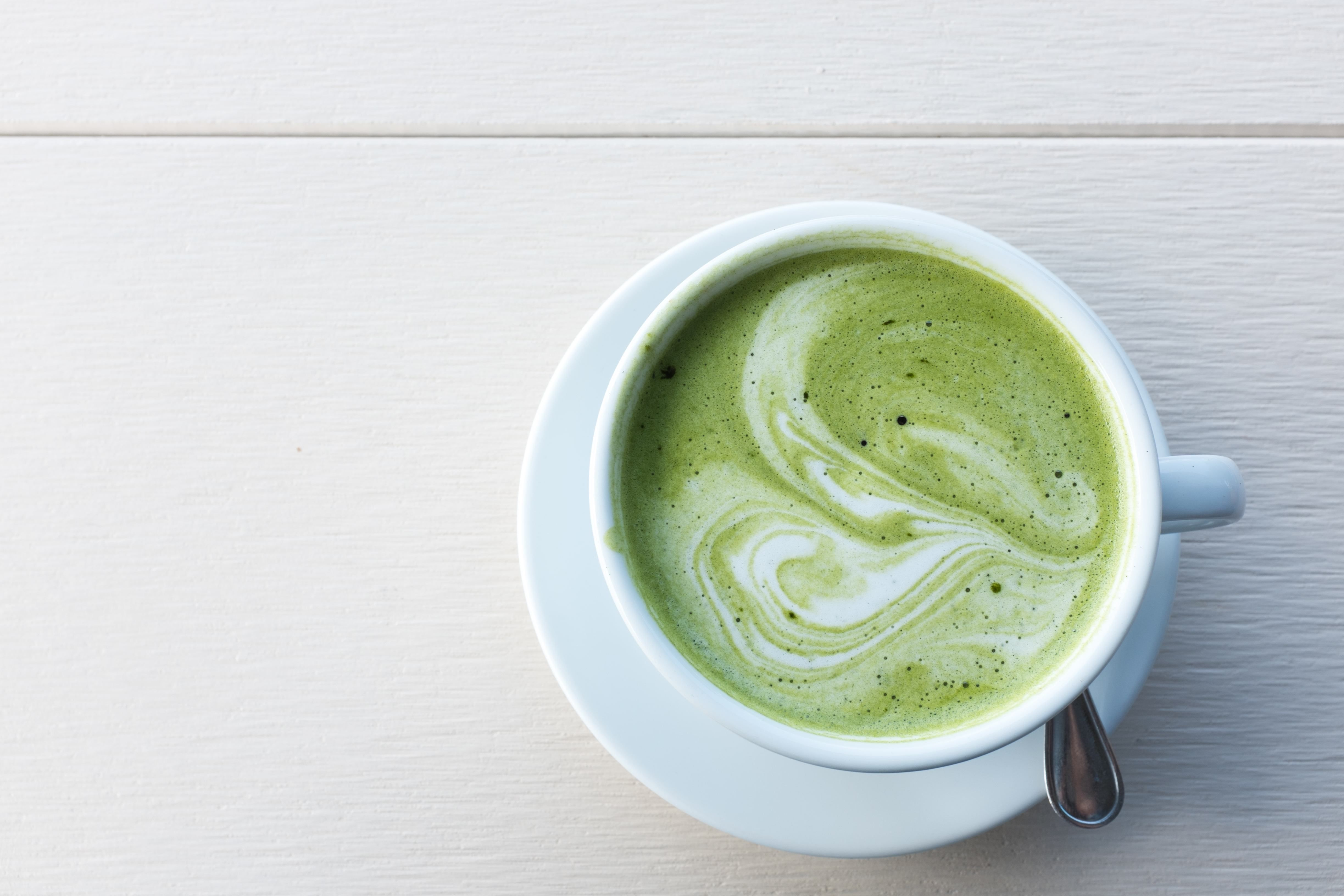 Starbucks Matcha Isn't As Healthy As You Think It Is