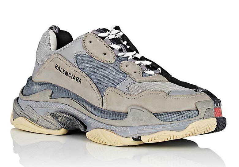 Dad shoes, Balenciaga, Sneakers