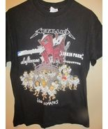 2003 Metallica The Inmates tour shirt , Medium - $31.99