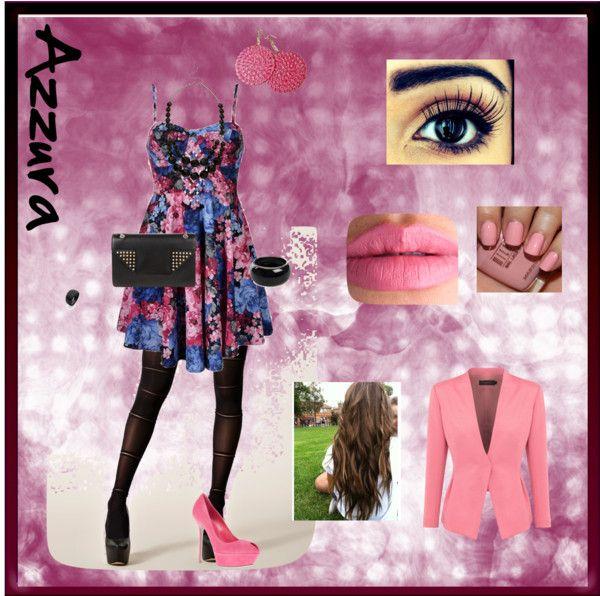 """Azzura With Zain ( Zayn )"" by buscemilisa ❤ liked on Polyvore"