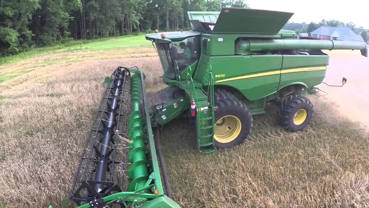 AGrow Life - Cobb Farms Wheat Harvest 2014