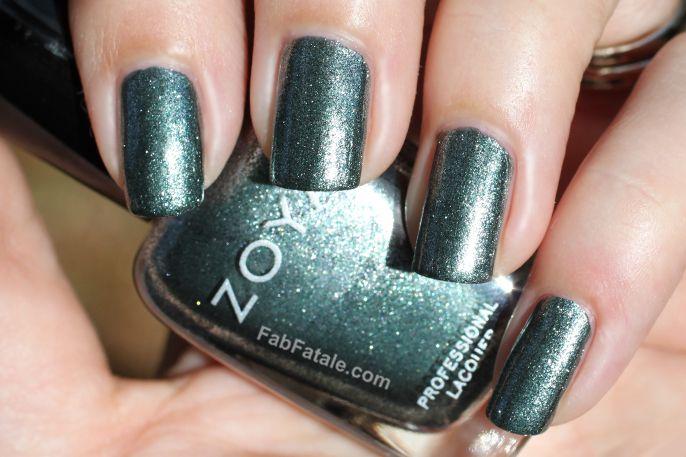 Manicure Mondays – Zoya Zenith Winter 2013 Giveaway | Fab Fatale