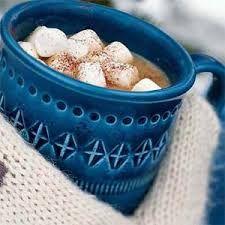 hot chocolate winter