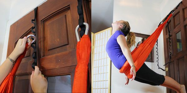 48+ Yoga trapeze at home inspirations