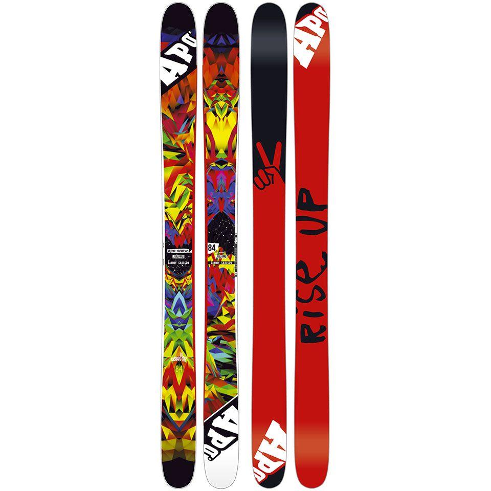 Atomic Bent Chetler Skis 2015 Skiing Black Crow Atom