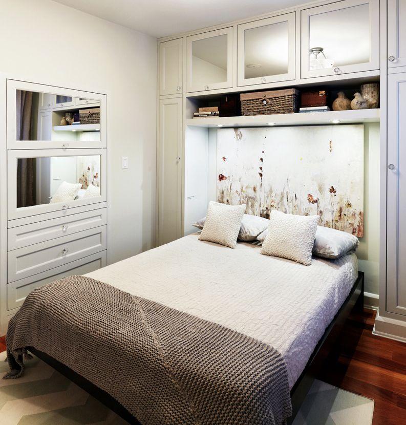 Vinhomesthuthiem Top: Ideas Para Dormitorios Pequennos