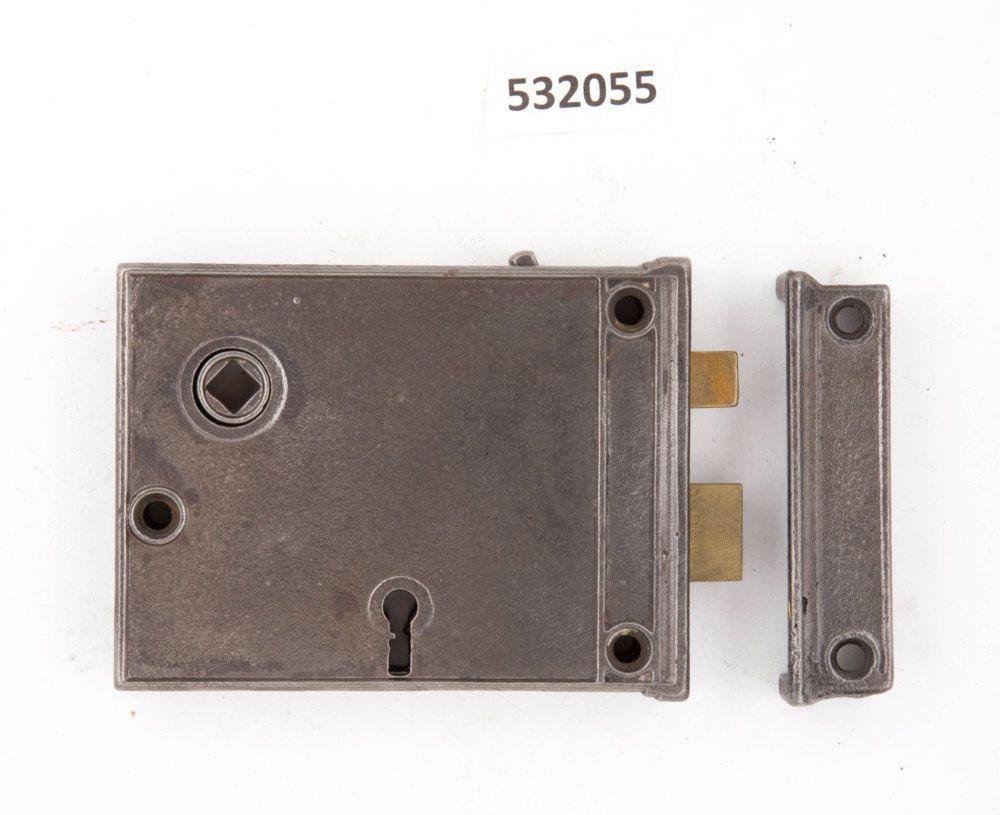Antique Steel Rim Lock 532055 By Charlestonhardwareco On Etsy Antiqued Steel Steel Rims Antique Hardware