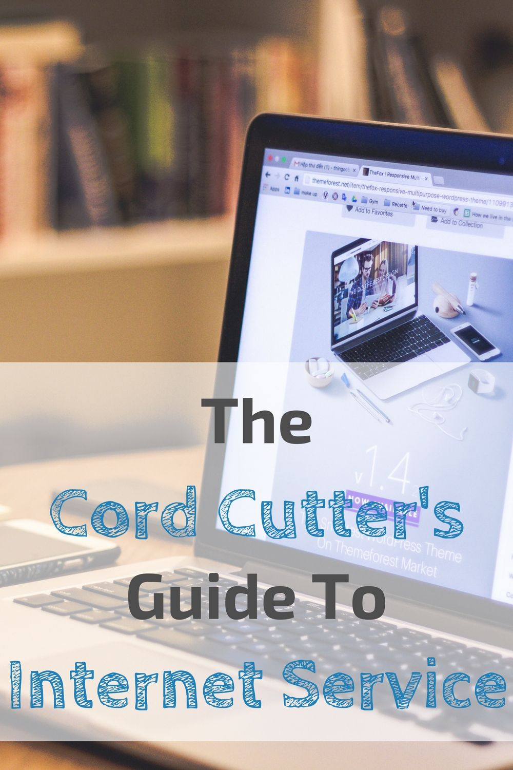 The Cord Cutter's Guide to Internet Service - getcableless. Frugal Living ...