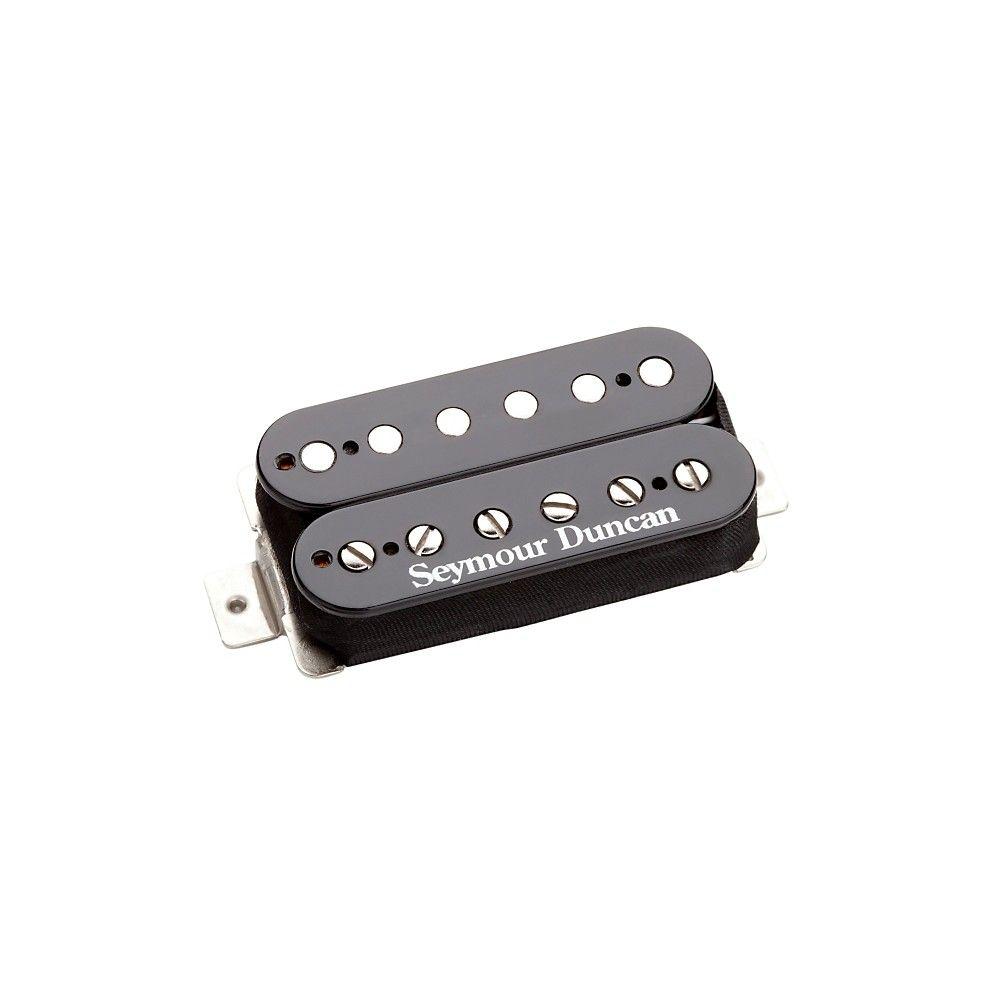 Emg Emg89r Split Coil Humbucking Active Guitar Pickup White Whole Lotta Humbucker Wiring Diagram Seymour Duncan Sh 18 Electric Black Neck