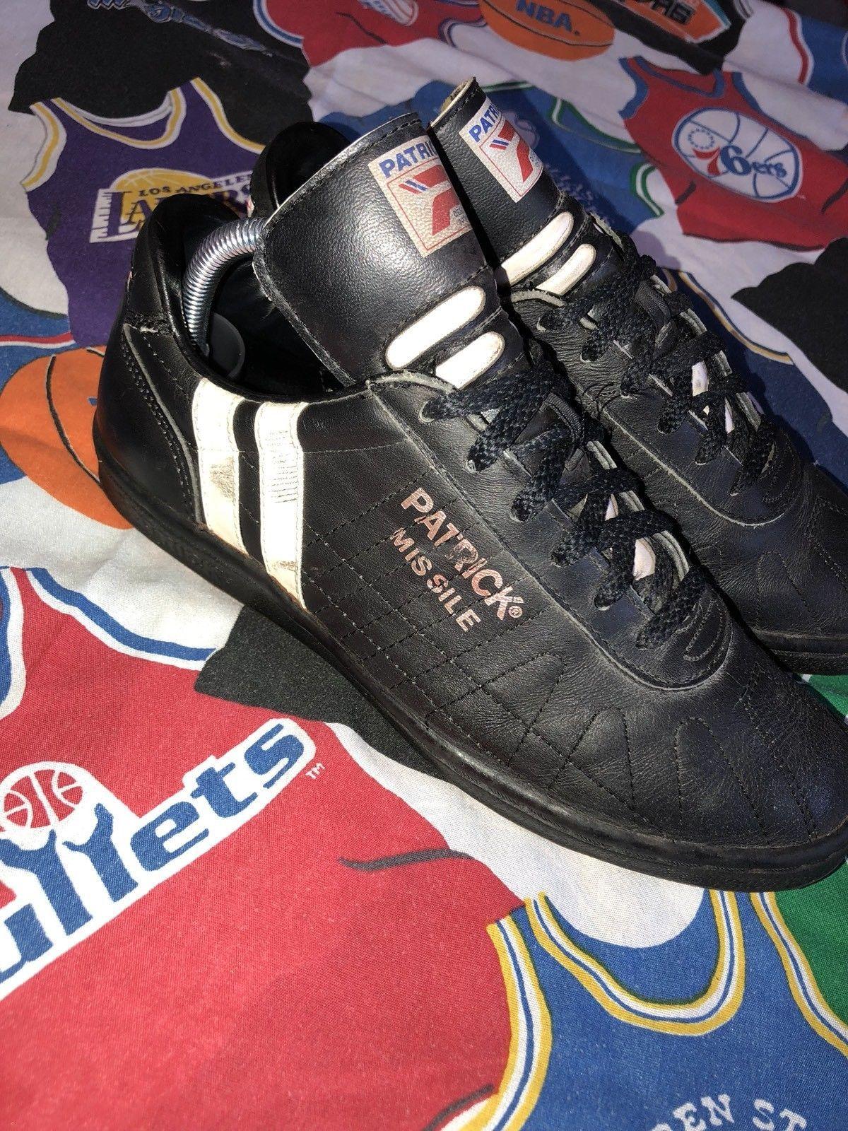 b079bd9aa Size 7 Vintage Patrick Shoes Missile Soccer Futbol Designed In France | eBay