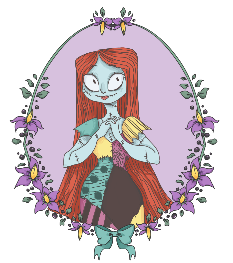 Sally by Juleebean Sally skellington, Day of the dead